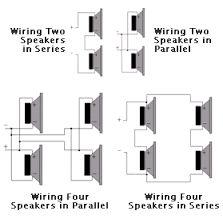 「speaker parallel wiring」の画像検索結果