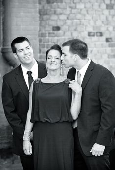 Brides.com: 30 Emotional Mother-of-the-Bride Moments. Photo by Kristi Drago-Price Photography