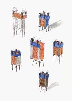 69 - Skizzen Schränkchen