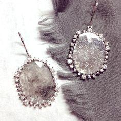 Kimberly McDonald earrings - gorgeous