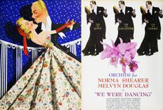 We Were Dancing: Double page spread from Film Daily