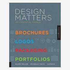 Design Matters  by Maura Keller