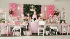 Festa Corijinha Princesa