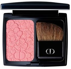 Dior Glowing Gardens Spring 2016 collection: Vibrant Color Powder Blush, available now.