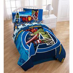 Avengers Twin/Full Bedding Comforter