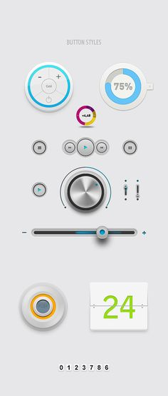 Button Styles by Syed Haqil