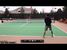 TENNIS TIPS | The Secret Agassi Tip For The Tennis Return Of Serve - YouTube