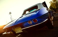 Chevrolet Corvette Sting Ray C2 (por Jeff_B.)