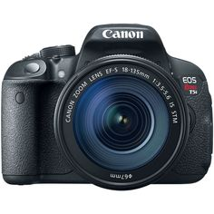 Canon T5i DSLR (Refurbished) w/ 18-135mm STM Lens $629 + Free Shipping