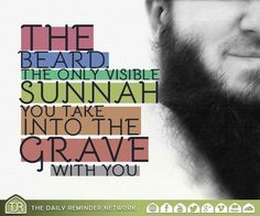 Only visible Sunnah