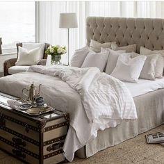 Bedroom inspo #bedroom #pillows