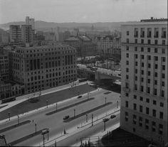 1943 - Vale do Anhangabaú.