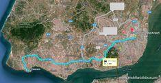 Esta localização a dois passos das principais autoestradas de ligação a Lisboa e, consequentemente, dos principais eixos rodoviários nacionais é es...