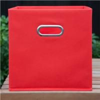 Red storage box