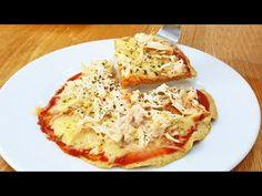 MELHOR PIZZA de Frigideira LOW CARB (Poucos Carboidratos) BARATA que Já Fiz! - YouTube Pizza, Low Carb, Youtube, Fitness, Diabetic Recipes, Health Recipes, Vegan Dinners, Diet Tips, Rice Ball