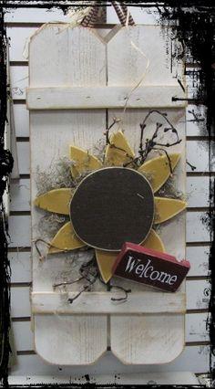 put a star, pumpkin, snowman in replace of the sunflower...