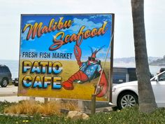 The BEST place for Fish & Chips in So Cal..Malibu, Pacific Coast Highway just north of Pepperdine Univ.