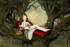 Ray Caesar - mother and child