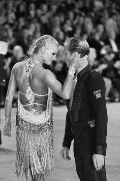 I love Yulia and Riccardo! #latindance #dance #dancesport