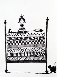 princess and the pea  http://www.lightsquare.ro/