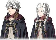 Robin from Fire Emblem! My favorite character in the fire emblem series