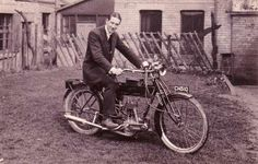 1910 Norton Classic Motorcycle Pictures