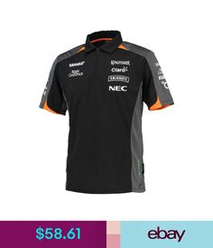 Corporate Shirts, Corporate Uniforms, Sports Polo Shirts, Sport T Shirt, Camisa Formula 1, Camisa F1, Polo Design, African Dresses Men, Sublime Shirt