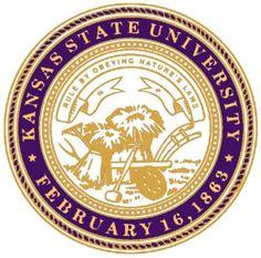 Kansas State University Wildcats seal