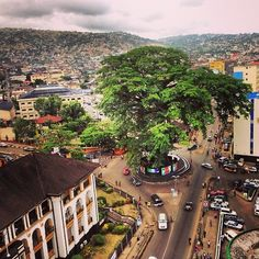 5. What is the Capitol like? Freetown, Sierra Leone is overpopulated, nut very beautiful. It has many beaches off the coast and it's greatest treasure the cotton tree sitting right in the middle of the Capitol.