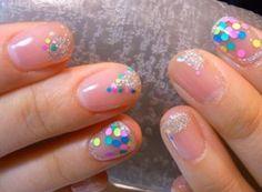 cute nail