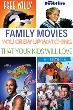 30 Family Movies You Grew Up Watching