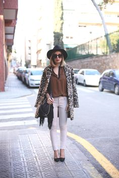 trendy and fashion look