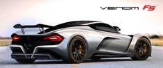 Hennessey Planning 290-MPH Venom F5