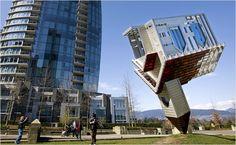 7 upside down houses, ovvero case all'incontrario, sparse per il mondo. Qui la forza di gravità non esiste, c'è posto solo per la fantasia! www.wowciocheticolpisce.tk/architetture/7-case-a-tetto-in-giu/
