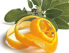 """Sitruskuori & salvia """"Hedelmiä & sitrusta"""" Kirkas auringonpaiste huuhtoo ylitsesi. Tuoksussa yhdistyvät mehukkaat appelsiinit, sitruunat ja greippi, mukana lämmin ripaus salviaa ja seetripuuta."""