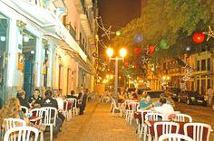Rua do Bom Jesus - Recife-PE