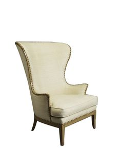 Evelyn Wing Chair  - Dering Hall