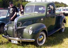 Ford Pickup 1941 #1