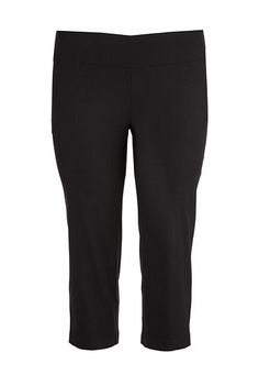 pull on plus size capri (original price, $32) available at #Maurices