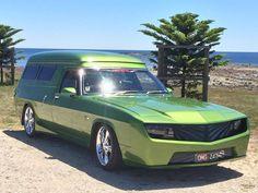Australian Muscle Cars, Aussie Muscle Cars, Holden Australia, Panel Truck, Custom Vans, Car Humor, Old Cars, Dream Cars, Wheels