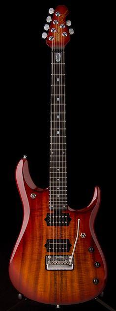 MUSIC MAN Ball Family Reserve John Petrucci Koa Top w/Piezo Guitar Center