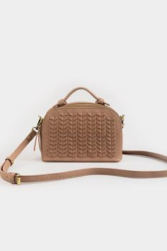 Aida Woven Top Handle Handbag Mauve, Louis Vuitton Damier, Chevron, Handle, Michael Kors, Handbags, Pattern, Top, Shopping