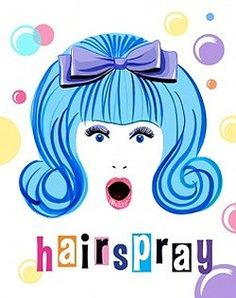 ughh soooo excited to be in a huge production of hairspray! I'm in the mass ensemble with 500 people