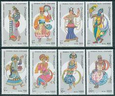 Somalia - Arabian Tales Costumes 1997