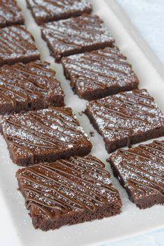 Nutellabrownies | Tidningen Hembakat » Lindas Bakskola | Bloglovin'