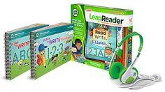 leapfrog learn to read volume 1