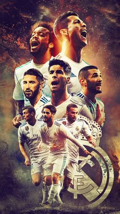 Football Posters on Behance Real Madrid Photos, Real Madrid Team, Real Madrid Players, Real Madrid Football, Real Madrid Cake, Imagenes Real Madrid, Real Madrid Atletico, Real Madrid Manchester United, Six Nations Rugby