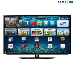 Samsung 32' 1080p 60Hz LED SMART TV with Built-in Wi-Fi at 36% Savings off Retail!