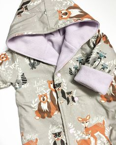 Hello Bear is back in stock and ready for your orders  don't forget we have a choice of fleece quilted jerseys and wools to pair with your favourite print so get in touch to discuss a custom order