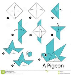 How do you make a fish shape of origami animals step by step? This fish origami animal is a favorite origami animal shape for kids. You can make it at home with the easy steps in making a fish origami. Origami Design, Diy Origami, How To Make Origami, Useful Origami, Paper Crafts Origami, Origami Tutorial, Origami Instructions Animals, Origami Instructions Step By Step, Easy Origami Animals